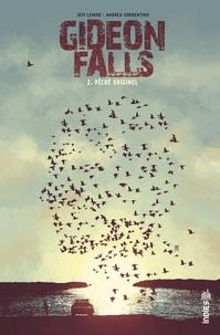 Jeff Lemire et Andrea Sorrentino - Gideon Falls Tome 2 : Péché originel.