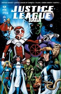 Jeff Lemire et Mike McKone - Justice League Saga 16.