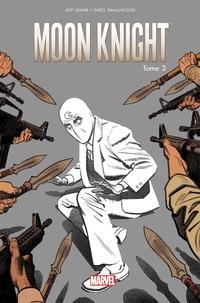 Jeff Lemire et Greg Smallwood - Moon Knight Tome 3 : Naissance et mort.