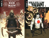 Jeff Lemire et Matt Kindt - The Valiant ; Book of Death.