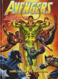 Jeff Parker et Tony Bedard - Avengers Tome 2 : Loki, le dieu du mensonge.