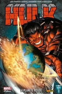 Jeff Parker - Hulk - La Planète Rouge.