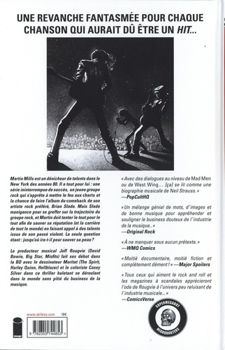 Gunning for hits : Music thriller Tome 1 Slade
