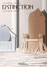Jeff Shossett-Enguille - Extinction Tome 1 : Les songes d'Anmé.