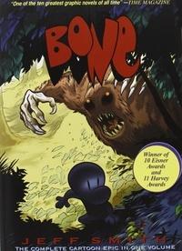 Jeff Smith - Bone - The Complete Cartoon Epic in One Volume.