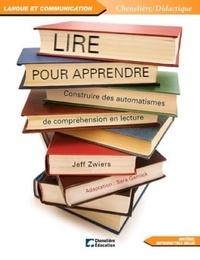 Lesmouchescestlouche.fr Lire pour apprendre - Construire des automatismes de compréhension en lecture Image