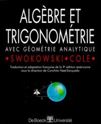 ALGEBRE ET TRIGONOMETRIE. Avec géométrie analytique.pdf