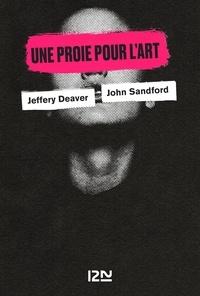 Jeffery Deaver et John Sandford - PDT VIRTUELFNO  : Une proie pour l'art.