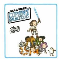 Jeffrey Brown - Star Wars : Dark Vador et fils Tome 5 : Copains galactiques.
