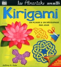 Jeffrey-C Cole - Kirigami 2014.