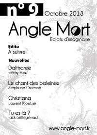 Jeffrey Ford et Laurent Kloetzer - Angle Mort numéro 9.
