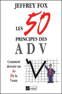 Deedr.fr Les 50 principes des ADV (As De la Vente) Image