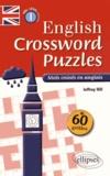 Jeffrey Hill - English Crossword Puzzles Level 1 débutant - Mots croisés en anglais.