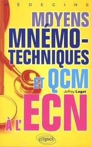 Moyens mnémotechniques et QCM à l'ECN - Jeffrey Loget  