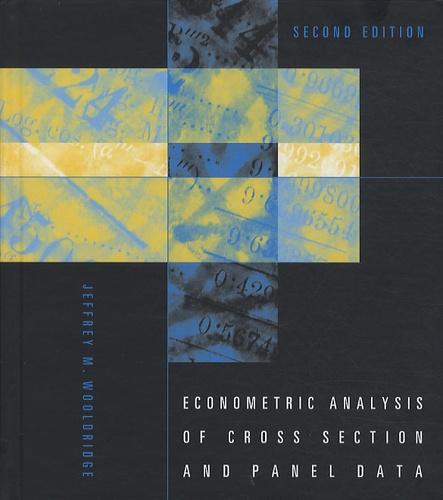 Jeffrey Wooldridge - Econometric Analysis of Cross Section and Panel Data.