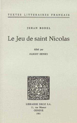 Jehan Bodel - .