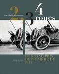 Jehan-Charles Penfentenyo - 2, 3, 4 roues - Le Grand Prix de Picardie 1913.