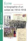 Jehan de La Croix de Saint Cyrien - Ecrire la biographie d'un soldat de 1914-1918 - Jehan de la Croix de Saint Cyprien.