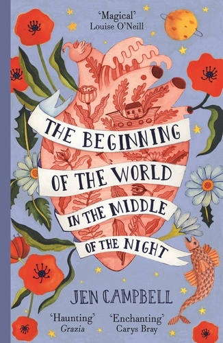 The Beginning of the World in the Middle of the Night. an enchanting collection of modern fairy tales