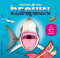 Deedr.fr Construis et anime un requin - Un puzzle géant de 96 cm à assembler Image