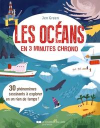 Jen Green - Les océans en 3 minutes chrono.