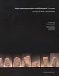 Jena-Louis Guendon et Jean-Pierre Massé - Stèles anthropomorphes néolithiques de Provence.