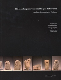 Deedr.fr Stèles anthropomorphes néolithiques de Provence Image
