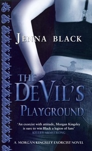 Jenna Black - The Devil's Playground - Number 5 in series.