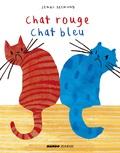 Jenni Desmond - Chat rouge chat bleu.