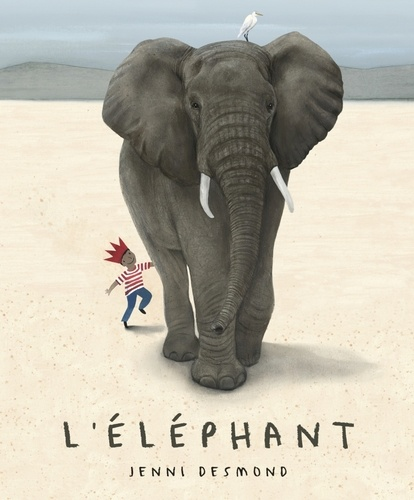 Jenni Desmond - L'éléphant.