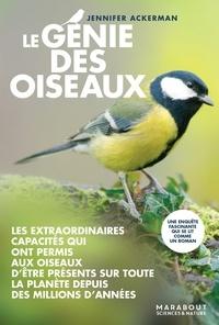 Le génie des oiseaux - Jennifer Ackerman pdf epub