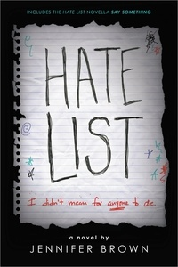 Jennifer Brown - Hate List.