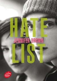 Jennifer Brown - Hate list.