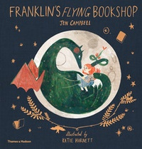Jennifer Campbell - Franklin's flying bookshop.