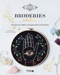 Jennifer Cardenas Riggs - Broderies créatives.