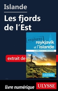 Jennifer Dore-dallas - Islande - Les fjords de l'Est.