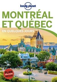 Jennifer Doré Dallas et Emilie Thièse - Montréal et Québec en quelques jours. 1 Plan détachable