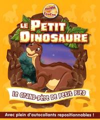 Jennifer Frantz - Le Petit Dinosaure Tome 3 : Le grand-père de Petit Pied.
