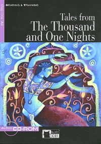 Jennifer Gascoigne et Alida Massari - Tales from The Thousand and One Nights. 1 Cédérom
