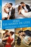 Jennifer Hayward et Michelle Smart - Série Les mariés de l'été - L'intégrale 4 romans.