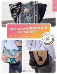 Jennifer Hornain - Créez vos sacs indispensables en trois tutos !.