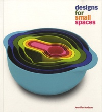 Jennifer Hudson - Designs for small spaces.