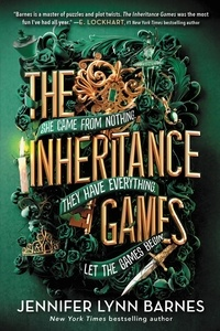 Jennifer Lynn Barnes - The Inheritance Games.