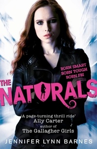 Jennifer Lynn Barnes - The Naturals - Book 1.