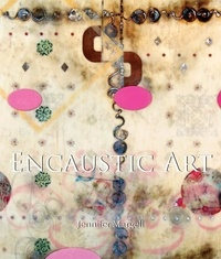 Jennifer Margell - Encaustic Art.