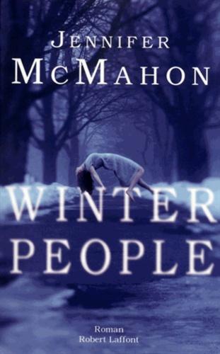 """Livre """"Winter People"""" par Jennifer McMahon."""