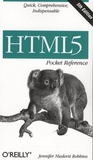 Jennifer Niederst Robbins - HTML5 Pocket Reference.
