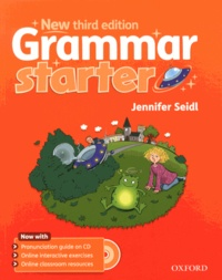 Jennifer Seidl - Grammar Starter. 1 CD audio