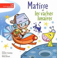Jennifer Tremblay et Rémy Simard - Matisse et les vaches lunaires.