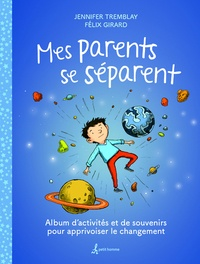 Jennifer Tremblay et Félix Girard - Mes parents se séparent.